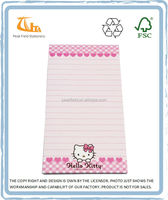 Lovery Cartoon Magnetic Writing Paper Memo Pads