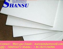 foam wpc board manufacturer/Rigid Plastic Sheet Extruded PVC Cutting Board for Engraving