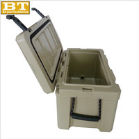 40L inflatable portable ice cooler box