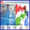 polyamide good chemical resistance for floor coating deyuan epoxy resin hardener