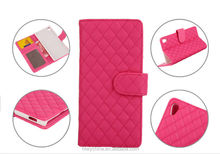 Colourful Pu Leather Phone Case For Sony Z4,Sand Cell Phone Case For Sony smartphone, Smartphone Case For Sony Z4