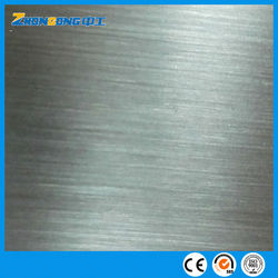 304 stainless steel sheet hairline surface