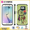 Design slim armor combo case for samsung galaxy s6 edge