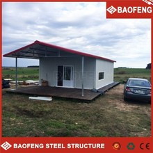 convenient construction prefabricated house sea containers