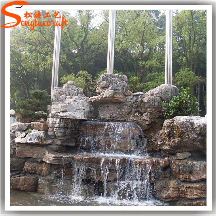 Vortex fontein zwembad waterval fontein met pomp outdoor for Zwembad voor in de tuin met pomp