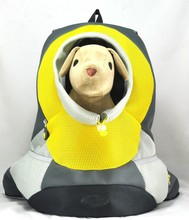 colorful pet carrier with big size and nylon material