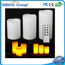 remote control flickering led candles led