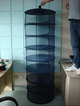 Green DRY NET Collapsible Quick Cure Rack for Curing Herbs Hydroponics, drying