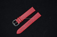 16mm Pink lady strap, High Quality, fashion wrist leather band
