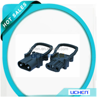 factory delivery 320A 150V DC IP23 uchen EC320 4-pin male female connector