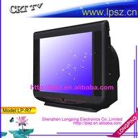 Ultra slim CRT TV