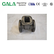 Foundry manufacture and OEM casting iron gate valve body, gate valve body casting,gate valve part