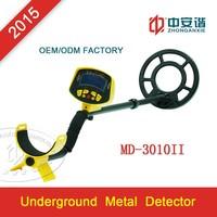 Underground Metal Detector Long Range Gold Diamond Detector MD-3010II Metal Detector