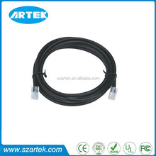 Hot selling cu cca 1m2m3m5m7m10m networking lan cat5e patch cable