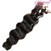 Homeage express remy unprocessed virgin malaysian hair wet and wavy