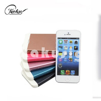 Guangzhou manufacture professional flip leather book case for cell phone