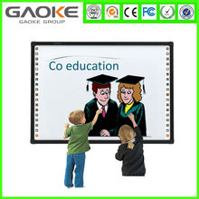 Double Sides Shortcuts Wall Hang Electronic Whiteboard Pen For Smart Board With Free Software