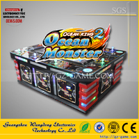 IGS Arcade machine /outlet shooting fish game/fishing hunter Ocean King 2