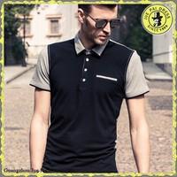 Latest new design polo tee shirt/mens polo shirt