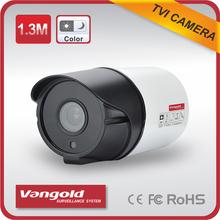 Star light TVI color vision at night Full HD 1080P TVI CCTV Camera Terminates analog cameras