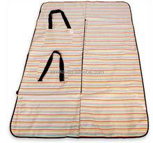 2014 new style bag foldabel picnic mat