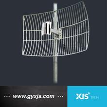 High quality 2400-2500mhz grid aluminium alloy antenna