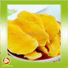 hot sale high quality yellow fruits dried mango/pineapple