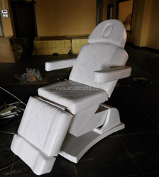 VY-32019 Electric Beauty Eyebrow Massage Tattoo Facial Chair Medical Pedicure Bed