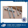 china wholesale and manufacture Drywall Screw Self Drilling Screw White Zinc Hex Head with EPDM Washer H