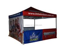 Factory Wholesale outdoor portable folding pop up exhibition tent