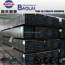 JIS G3446 CARBON STEEL SQUARE AND RECTANGULAR TUBE FOR GENERAL STRUCTURE