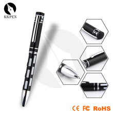Jiangxin business design classic half metal pen for man