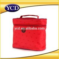 Wholesale Fancy Plain Canvas Cosmetic Bag