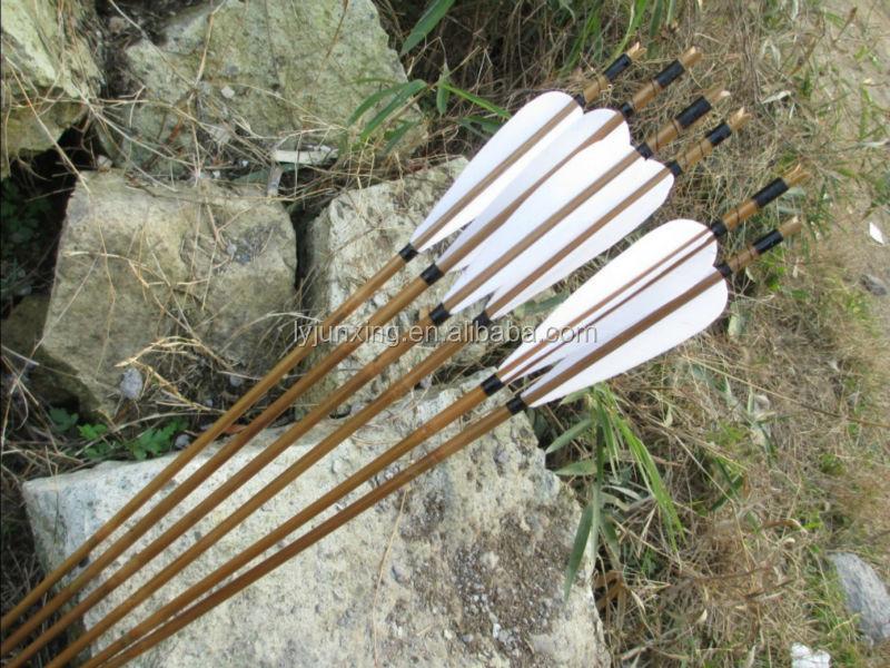 Busur Panah 33 '' Bambu Panah Untuk Busur