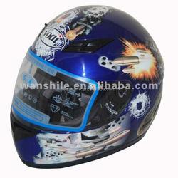 scooter helmet Full face scooter helmet and visor scooter helmet