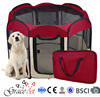 Pet Fabric Folding Playpen / New Dog Products
