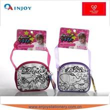 Fun art activities bag for kids