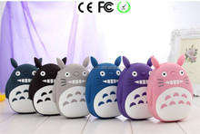 Hot selling cartoon Totoro little devil 5200 mah Mini mobile power made in China factory