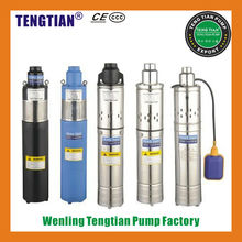 90mm QGD Submersible water pump price of 1hp