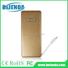 famous brand manual for power bank 7000mah