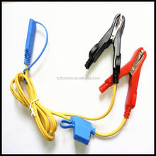 12V Crocodile Alligator Battery Clamps Clips for Car