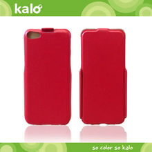 Slim leather cases for iPhone 5C phone case