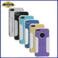 For iPhone 5 5S Back Cover Aluminum Case For iPhone 5 5S-----Laudtec