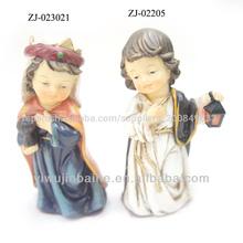 2014 arrial nuevo de la resina de la figura de jesús niño jesús estatua religiosa. Zj-02205