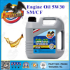 PE Fully Synthetic 5W40 Engine Oil, GM Car Lubricating Engine Oil