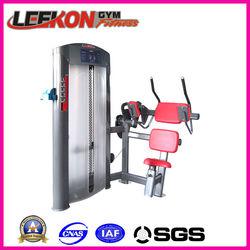 body gym equipment seated abdominal