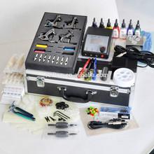 4 máquinas barato kit de tatuagem