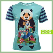 Ponda kids indoor playground design - brand t shirt