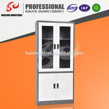office glass industrial furniture metal cabinet