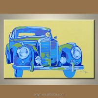 Popular Handpainted Living Room Collectable Decoration Art